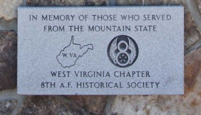 West Virginia Chapter image. Click for full size.