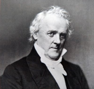 James Buchanan Photo, Click for full size