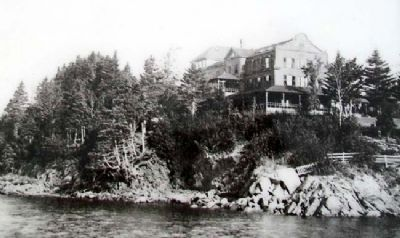Photo 1 on Campobello Company and Hotels Marker image. Click for full size.
