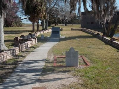 Burial Sites of Immortal 600 Marker Photo, Click for full size