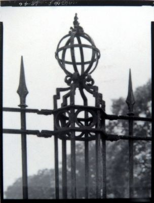 Fence Finial image. Click for full size.