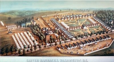 Carver Barracks image. Click for full size.