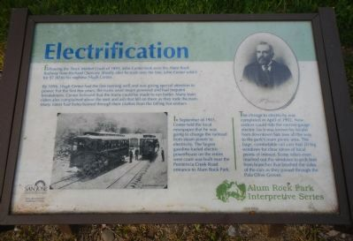 Electrification Marker image. Click for full size.