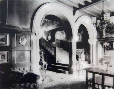 Winder House - Indoors image. Click for full size.