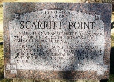 Scarritt Point Marker image. Click for full size.