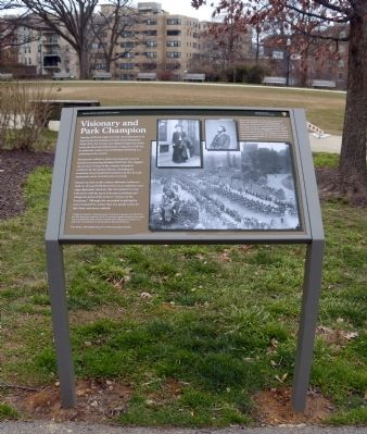 Visionary and Park Champion Marker image. Click for full size.