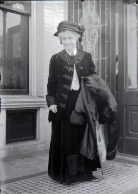 Mary Foote Henderson image. Click for full size.