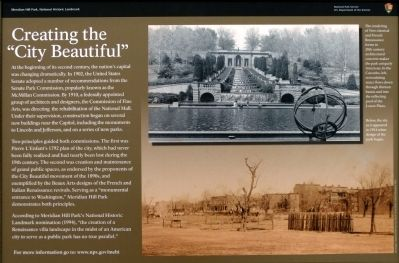 "Creating the ""City Beautiful"" Marker image. Click for full size."