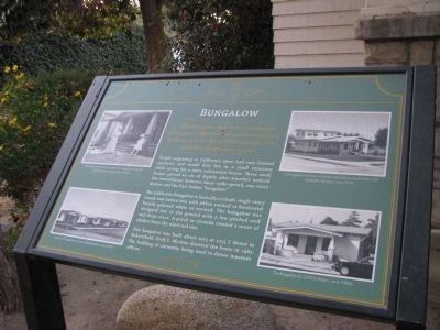 Bungalow Marker image. Click for full size.