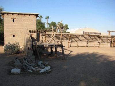 The Las Vegas Mormon Fort image. Click for full size.