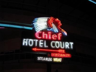 The Neon Sign at Night image. Click for full size.