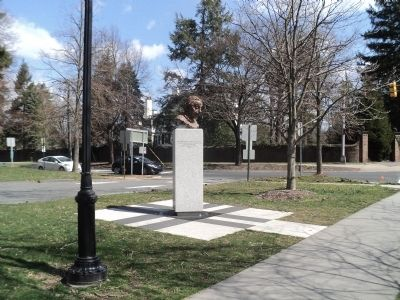 Marker in Princeton image. Click for full size.