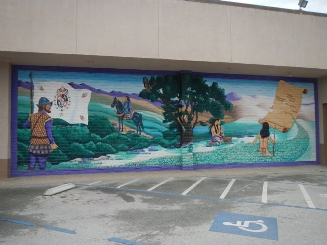 The Mustard Seed Trail Mural image. Click for full size.