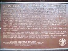 Boontling: The Lingo of Boonville Marker image. Click for full size.