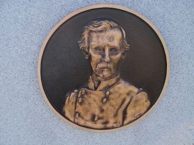 Closeup of Custer Relief image. Click for full size.