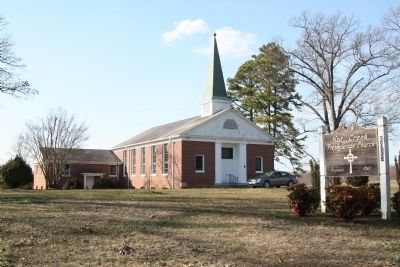 The Current Hat Creek Presbyterian Church image. Click for full size.