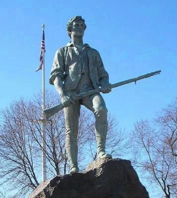 Minuteman image. Click for full size.