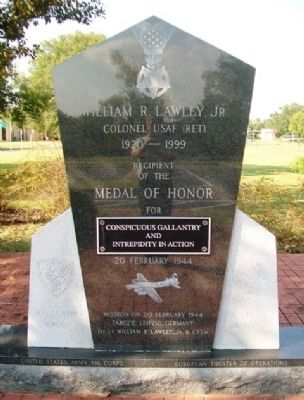 William R. Lawley, Jr. Marker image. Click for full size.