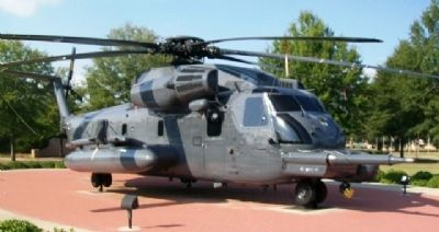 Sikorsky MH-53M 'Pave Low IV' Helicopter image. Click for full size.