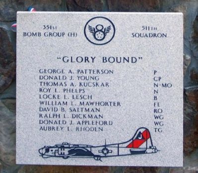 351st Bombardment Group 511th Squadron image. Click for full size.