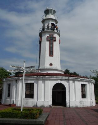 Corregidor Lighthouse and Museum image. Click for full size.