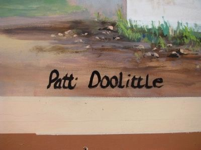 Patti Doolittle image. Click for full size.