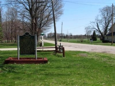 Sumnerville Mounds / Sumnerville Cemetery Marker Photo, Click for full size