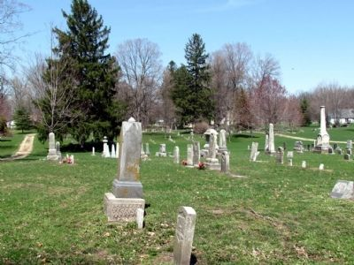 Sumnerville Cemetery Photo, Click for full size