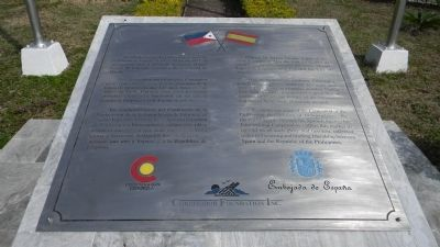 Spanish Historical Marker image. Click for full size.