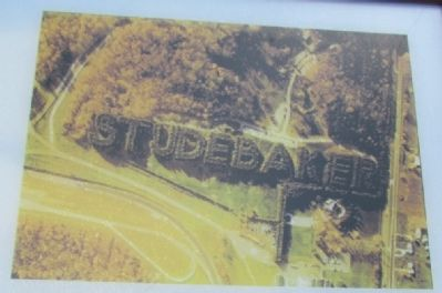 Rooted in Studebaker History Marker image. Click for full size.