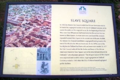 Slave Square Marker image. Click for full size.