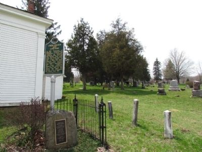Union Church Cemetery image. Click for full size.