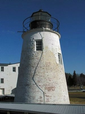 Piney Point Lighthouse image. Click for full size.