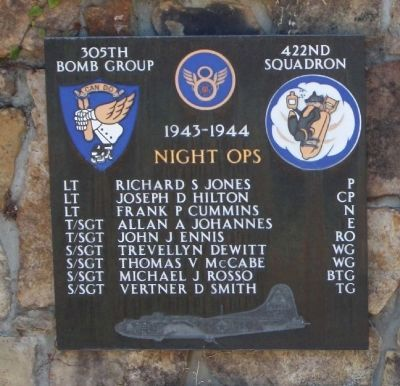 305th Bomb Group 422 Squadron image. Click for full size.
