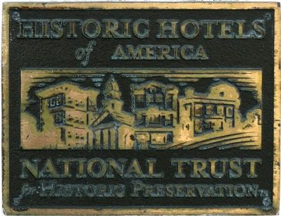 The Tremont House Hotel is a Historic Hotel of America image. Click for full size.