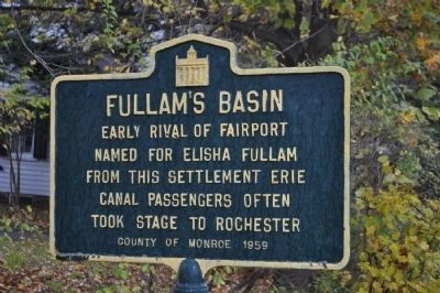 Fullam's Basin Marker image. Click for full size.