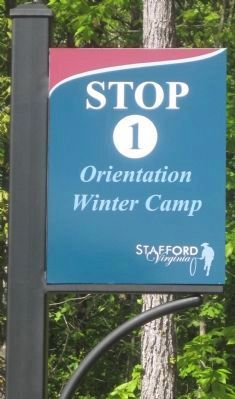 Stop 1 Orientation - Winter Camp image. Click for full size.