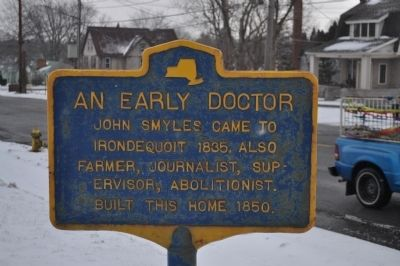 An Early Doctor Marker image. Click for full size.