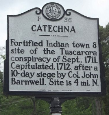 Catechna Marker image. Click for full size.