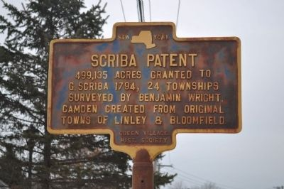 Scriba Patent Marker image. Click for full size.