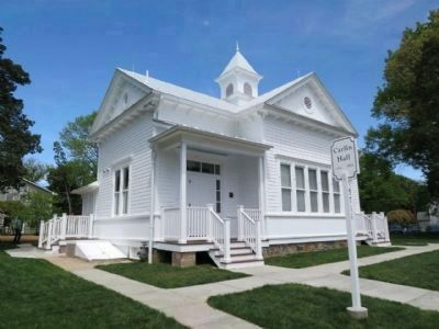 Newly Renovated Carlin Community Hall image. Click for full size.