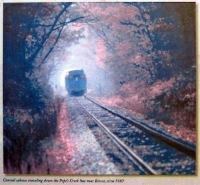 Conrail Caboose image. Click for full size.