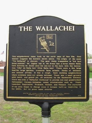 The Wallachei Marker image. Click for full size.