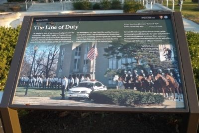 The Line of Duty Marker image. Click for full size.