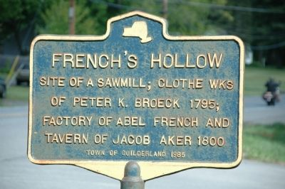French's Hollow Marker image. Click for full size.