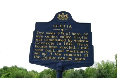 Scotia Marker image. Click for full size.
