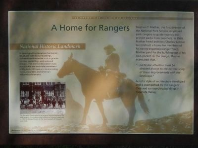 A Home for Rangers Marker image. Click for full size.