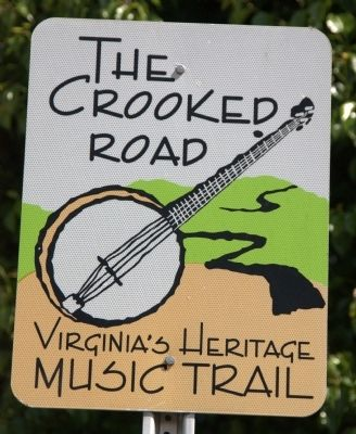 The Crooked Road Music Trail—Virginia's Heritage image. Click for full size.