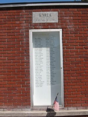 Deep River Veterans Memorial Photo, Click for full size