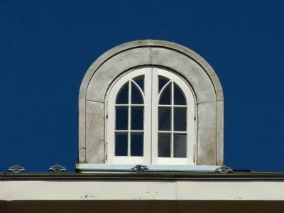 Arched Dormer Window image. Click for full size.
